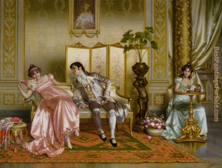 Vittorio Reggianini Paintings for sale