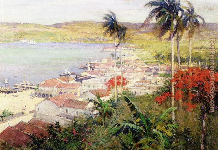 Willard Leroy Metcalf Paintings for sale