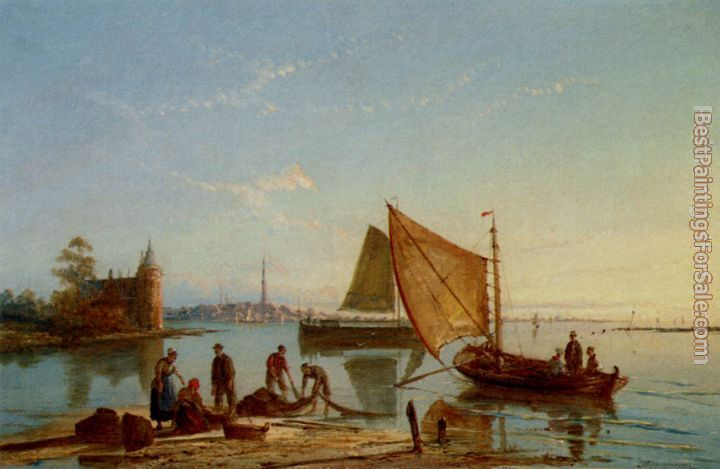 William Raymond Dommersen Paintings for sale