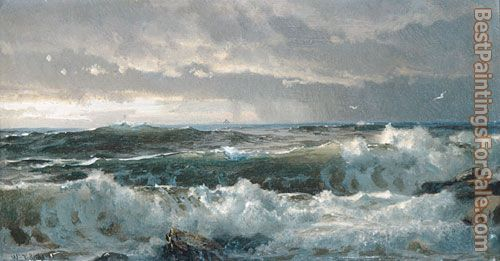 William Trost Richards Paintings for sale
