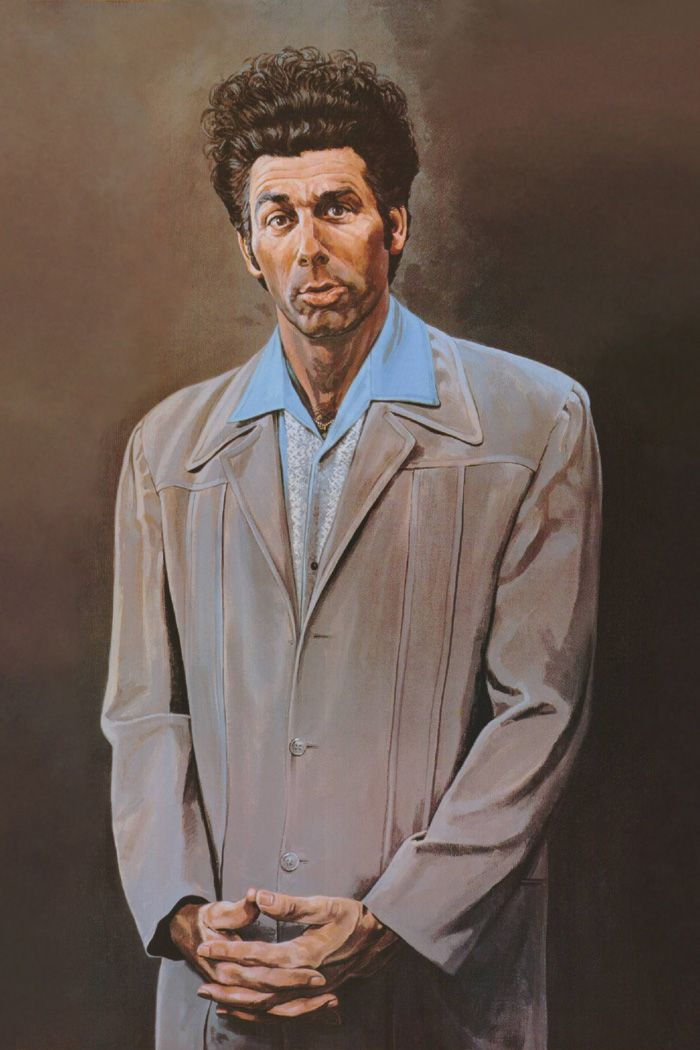 Cosmo Kramer Painting For Sale