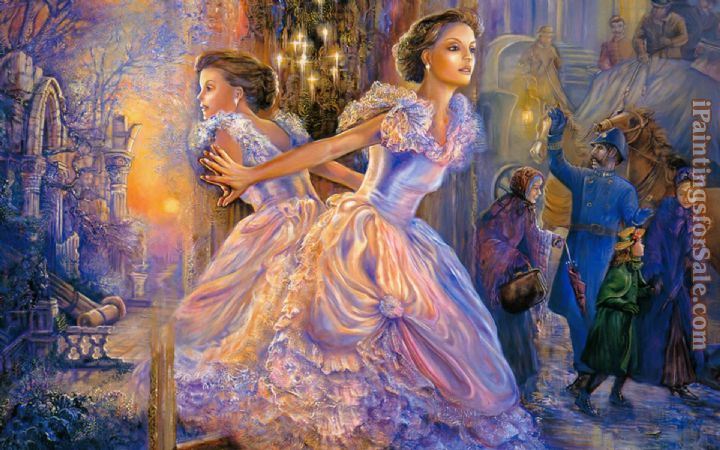 2012 Josephine Wall Paintings Alternative Reality