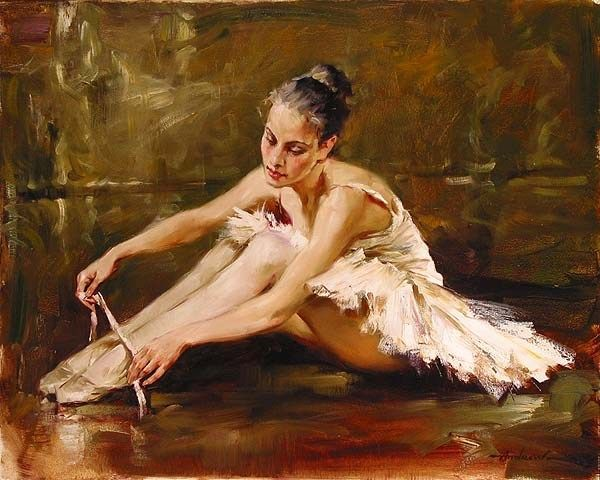 Andrew Atroshenko Before the Dance