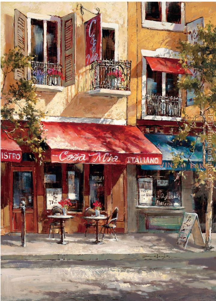 Brent Heighton Casa Mia Italiano
