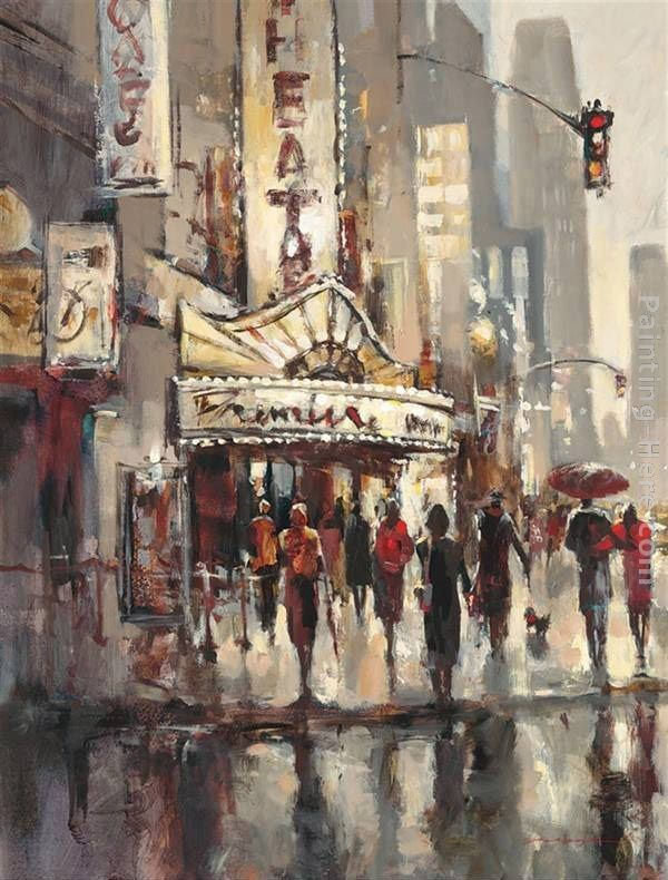 Brent Heighton City Scene