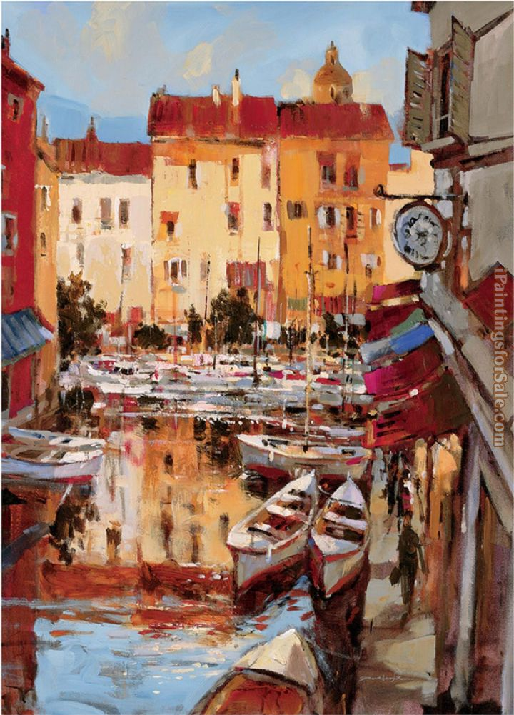 Brent Heighton Mediterranean Seaside Holiday 2