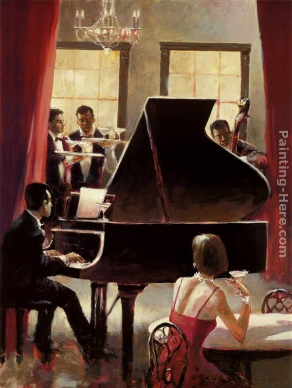 Brent Heighton Piano Jazz
