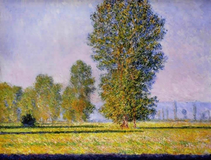 Claude Monet Meadow at Limetz