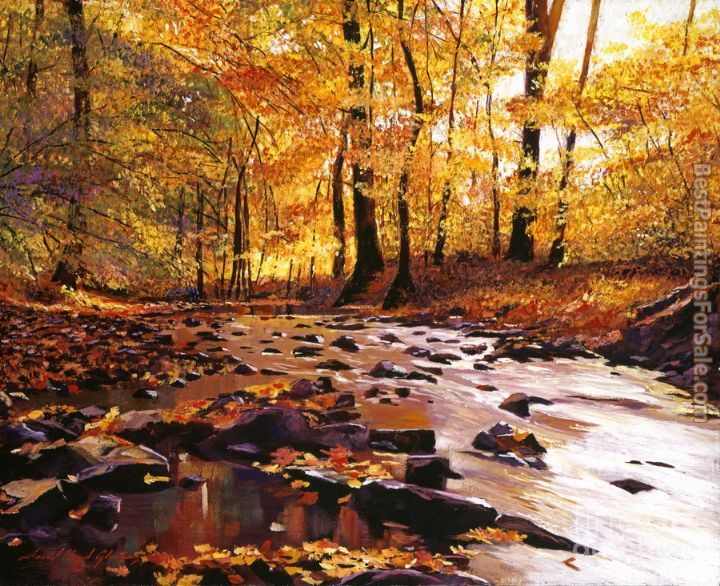 David Lloyd Glover River of Gold