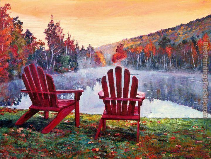 Romance Painting Vermont Romance Painting