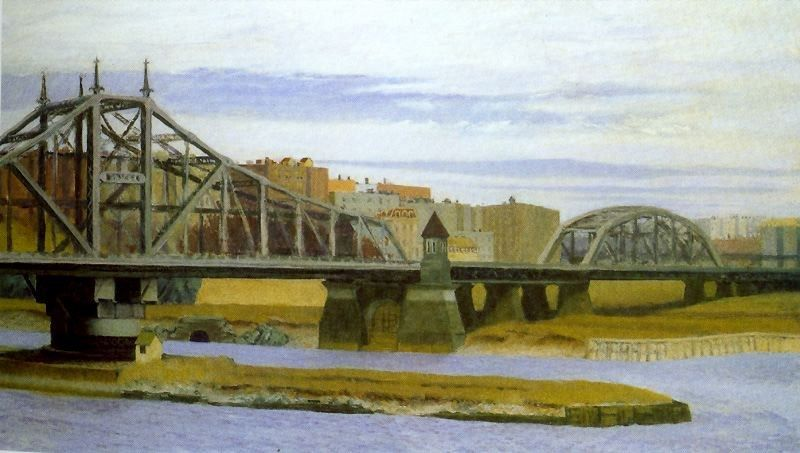 Edward Hopper Macomb's Dam Bridge