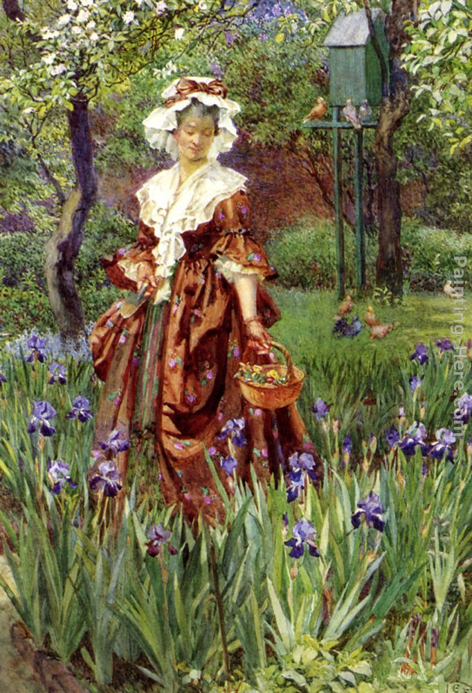 Eleanor Fortescue-Brickdale Madame Placid