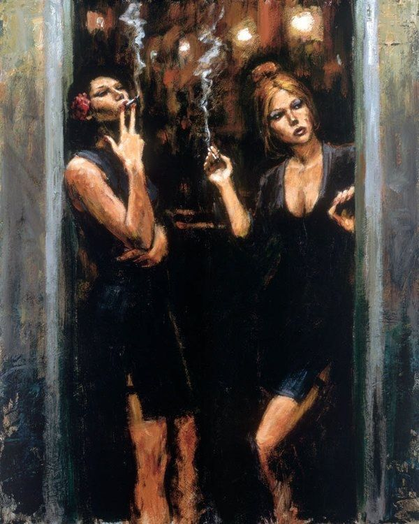 Fabian Perez SELLING PLEASURE I