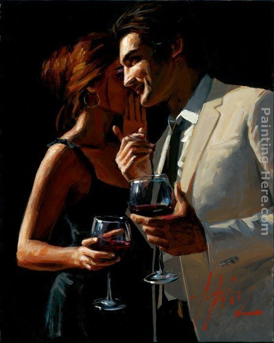 Fabian Perez The Proposal XI