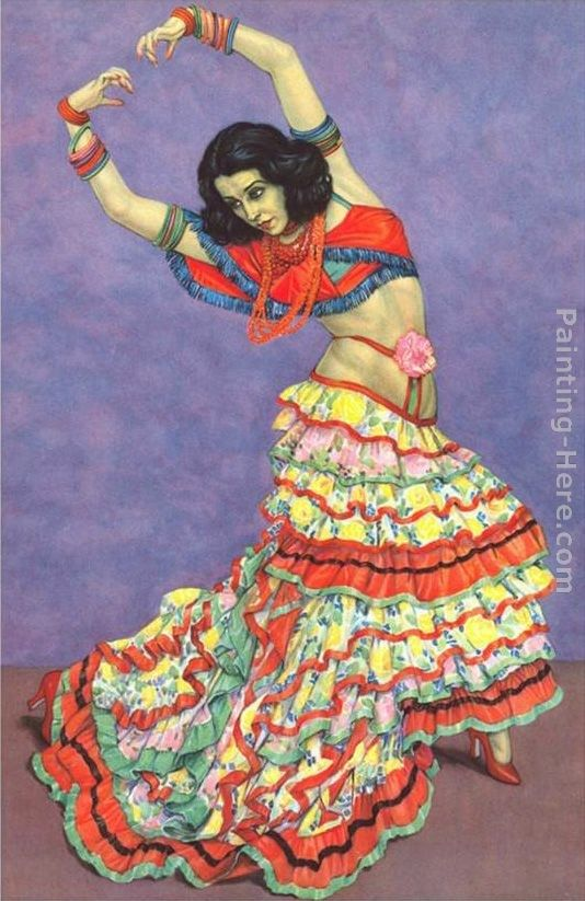 Flamenco Dancer Flamenco Dancer Art