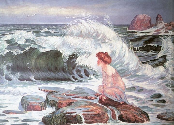 Frantisek Kupka The Wave