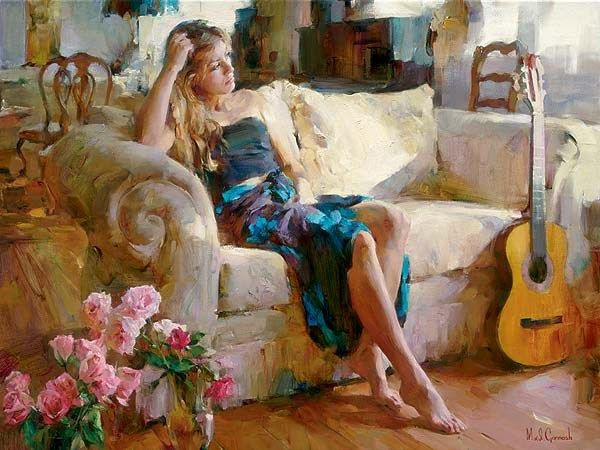 Garmash Music in the Afternoon