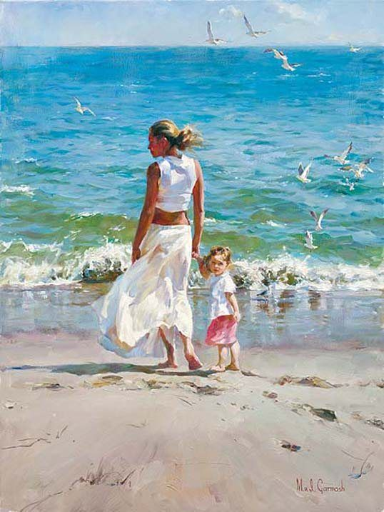 Garmash Ocean for Two