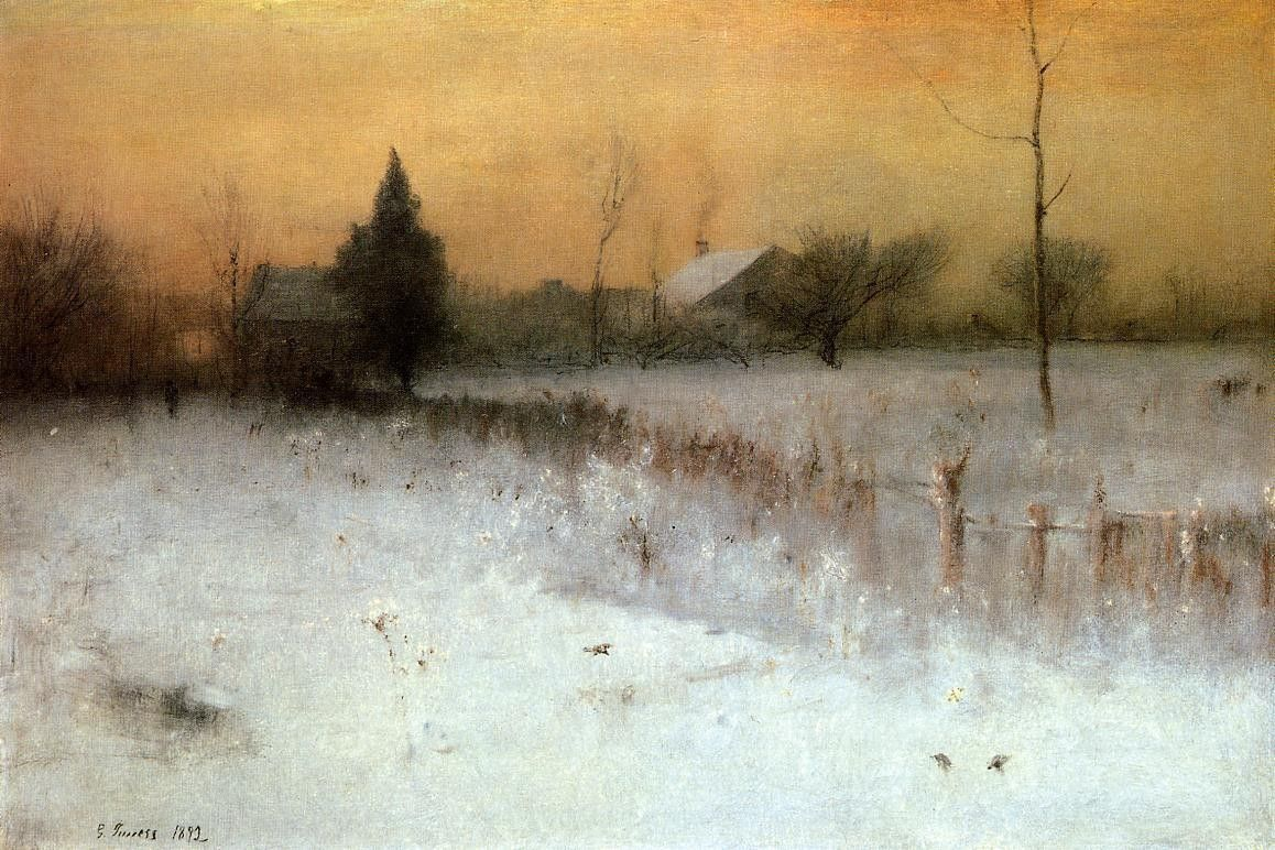 George Inness Home at Montclair