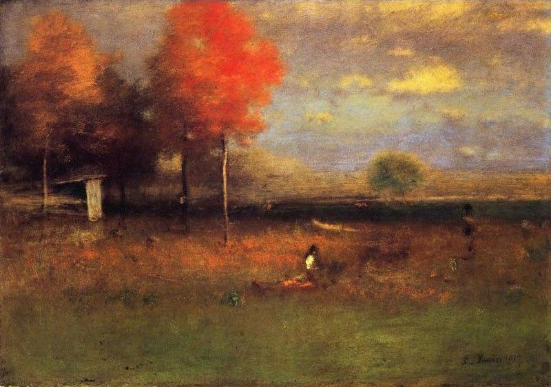 George Inness Indian Summer