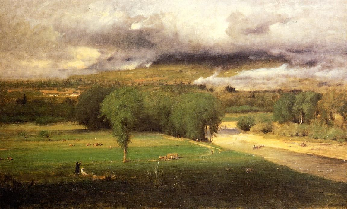 George Inness Sacco Ford Conway Meadows