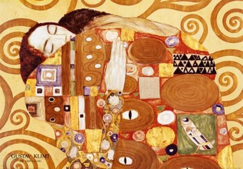 Gustav Klimt Fulfillment Stoclet Frieze