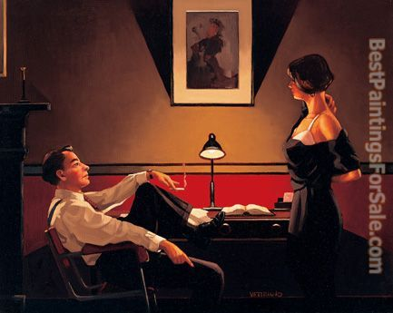 Jack Vettriano A Mutual Understanding