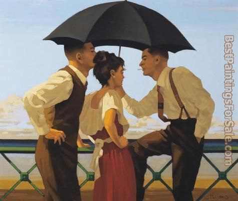Jack Vettriano the_Tourist_trap