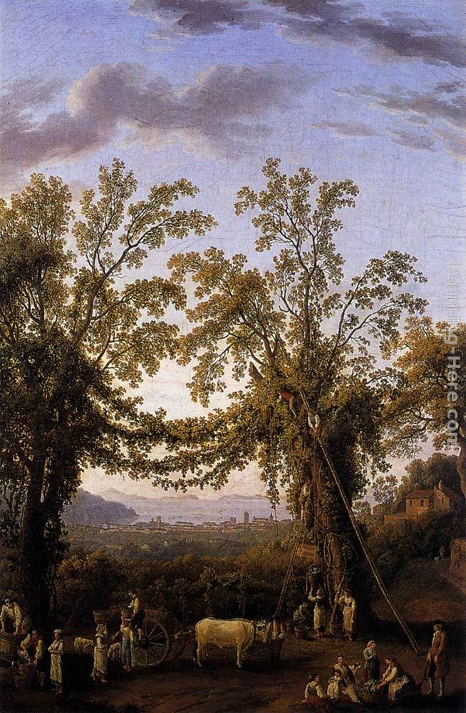 Jacob Philipp Hackert Autumn