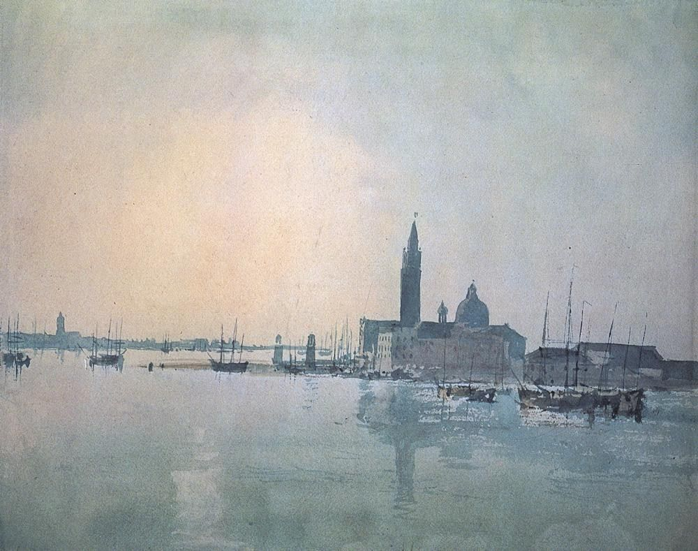 Joseph Mallord William Turner San Giorgio Maggiore in the Morning