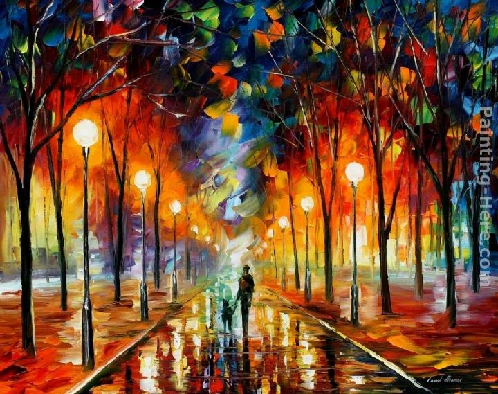 Leonid Afremov FRIENDSHIP