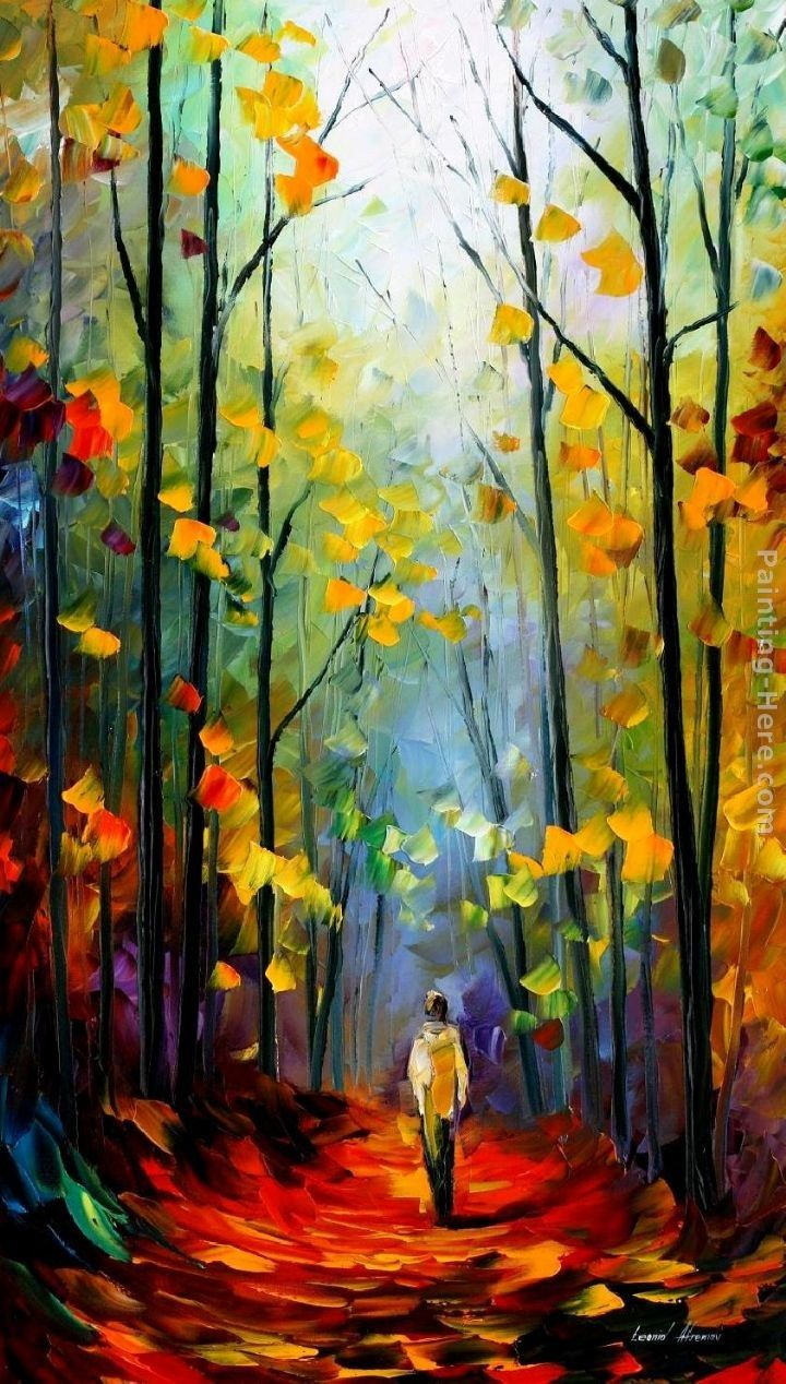 Leonid Afremov MORNING MOOD