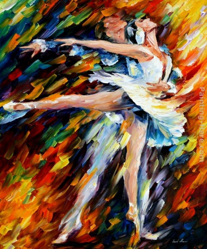 Leonid Afremov ROMEO AND JULIET