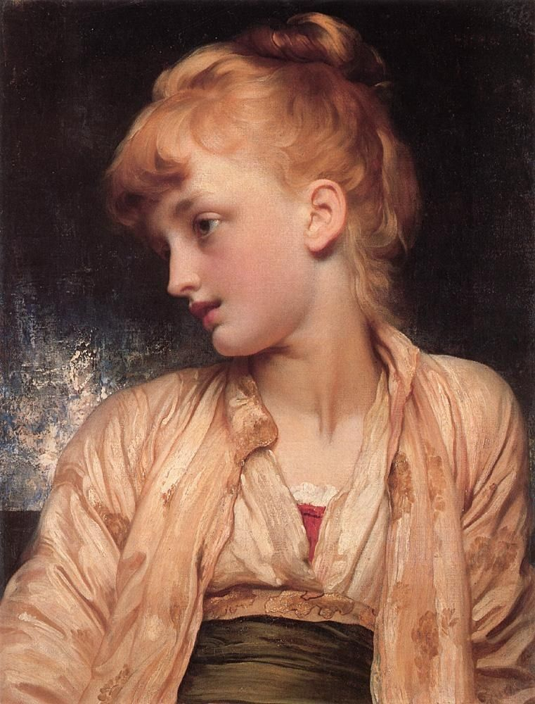 Lord Frederick Leighton Gulnihal
