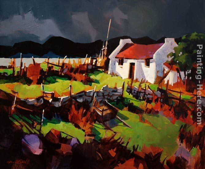 Michael O'Toole Donegal Storm