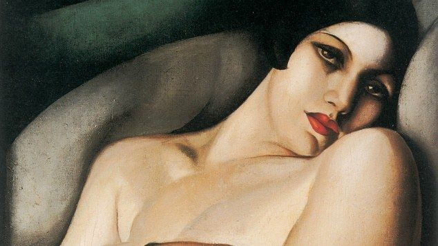 Tamara de Lempicka the dream main