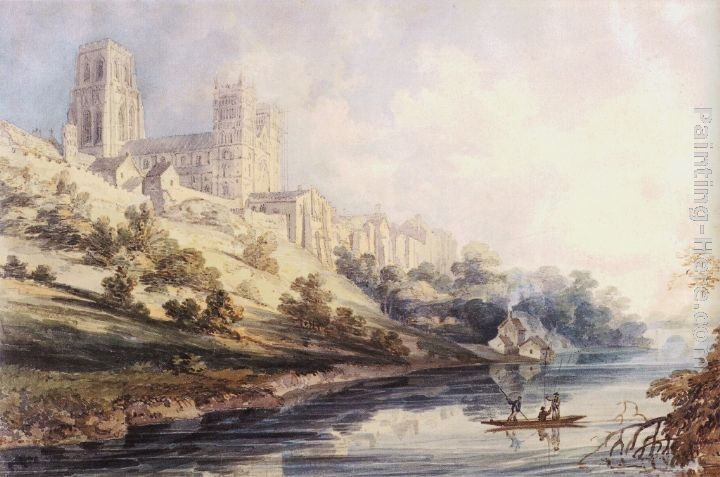 Thomas Girtin Durham Cathedral and Castle