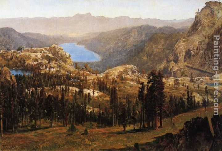Thomas Hill Donnner Lake