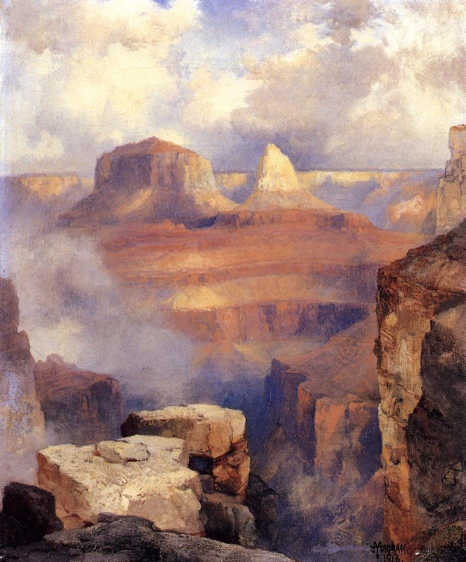 Thomas Moran Grand Canyon