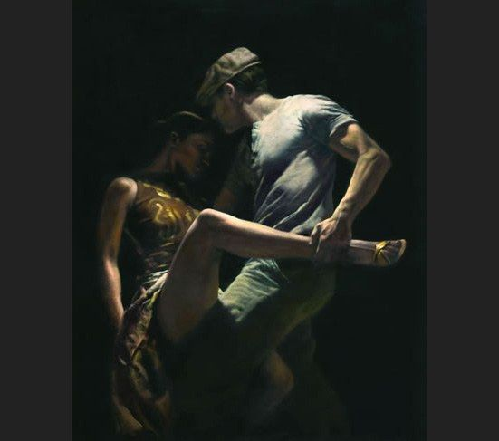 Unknown Artist Around Midnight by Hamish Blakely