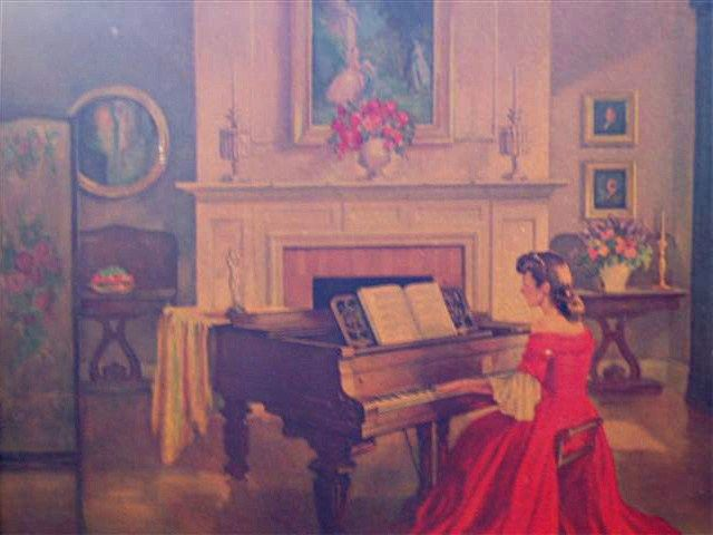 Unknown Artist M Ditlef sonata