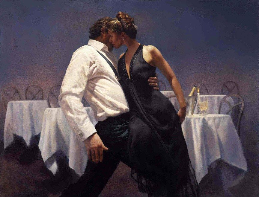 Unknown Artist The Last to Leave Hamish Blakely