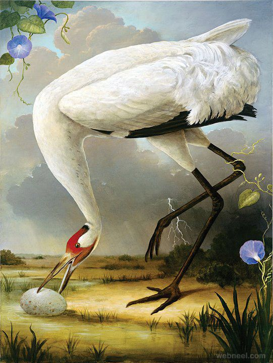 Unknown Artist Egg Surreal Kevin Sloan