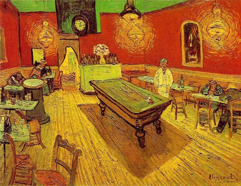Vincent van Gogh The Night Cafe