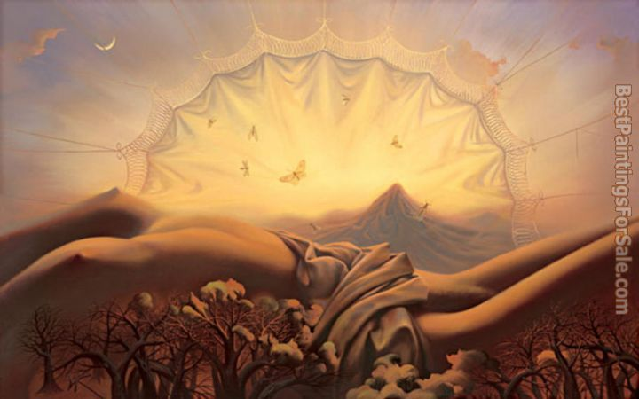 Vladimir Kush Dream Catcher