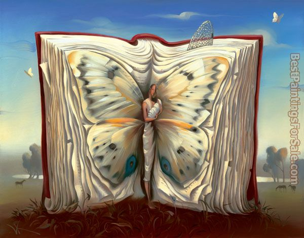 Vladimir Kush book of books