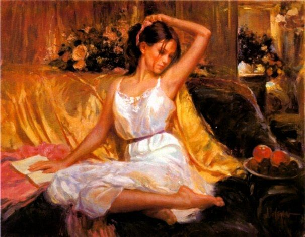 Vladimir Volegov Beauty warm