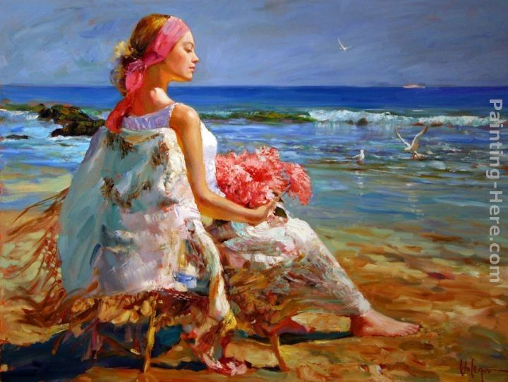 Vladimir Volegov Lost in Thought