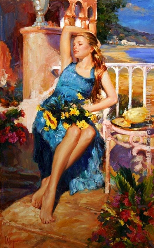 Vladimir Volegov Restful Afternoon