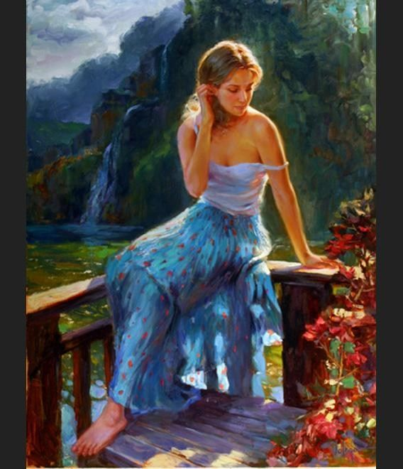 Vladimir Volegov Tropical Afternoon